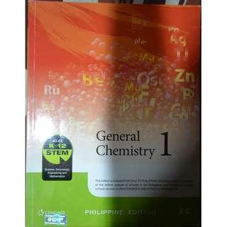 Basic Chemistry Cengage Grade 11 &12 STEM books