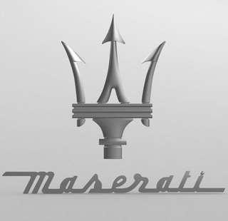 Maserati Serving, Parts and Accessories.