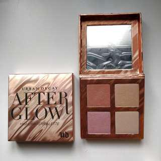 Urban Decay After Glow Highlighter Palette