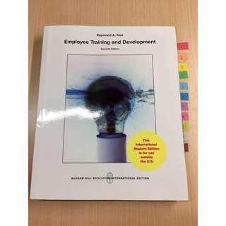 BH3601 Employee Training and Development Seventh Edition