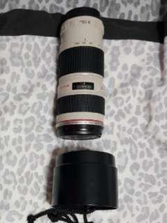 Canon EOS Zoom Lens