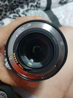 Canon 24-70mm Zoom Lens