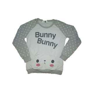 Lhasa Bunny Sweater