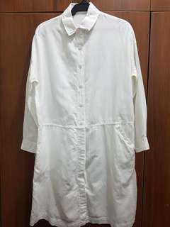 Unbranded Cotton Shirt Dress