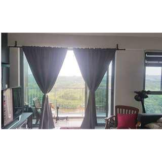 2 common rooms for rent @ Hougang Capeview with River View from the hall and rooms