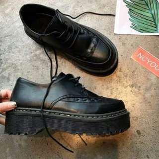 Japan student shoes harajuku size 37