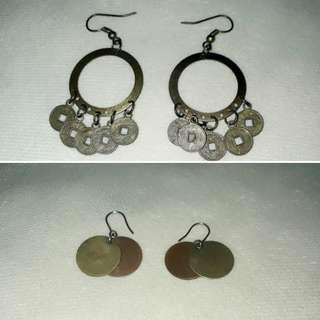 Anting etnik 2 pcs
