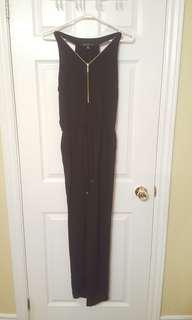 Black romper from Dynamite (size xs) - Worn only once!