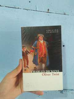 Oliver Twist by Charles Dickens (Sealed)