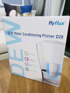 Hyflux water conditioning pitcher