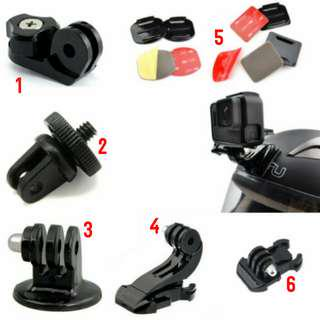GoPro Adapters Bundle Set