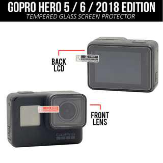 GoPro Tempered Glass