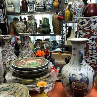 Many Old Chinese Porcelain For Sale