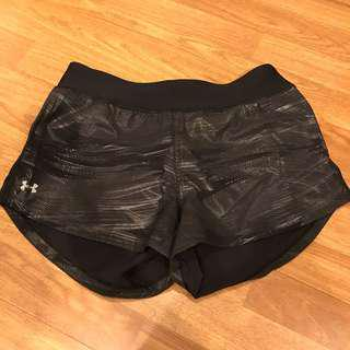 M under armour shorts