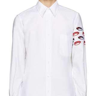 f217bc910798 Thom Browne Classic Long Sleeve Shirt