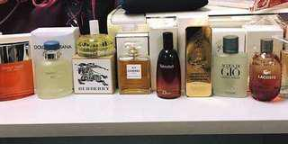 Perfumes (Mall Tester)