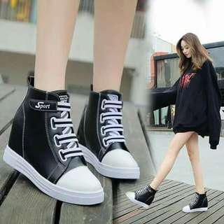🌹Korean High cut Shoes