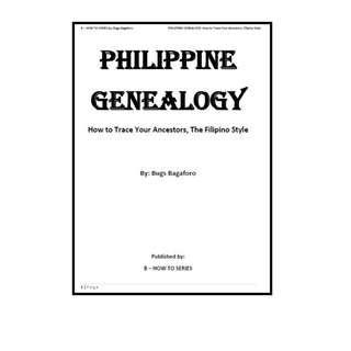 PHILIPPINE GENEALOGY