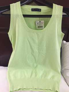 Zara Sleeveless tops