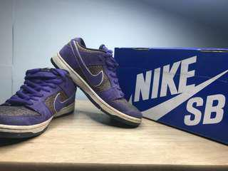 """Nike SB Dunk Low """"Pantydroppers"""" Size US 7"""