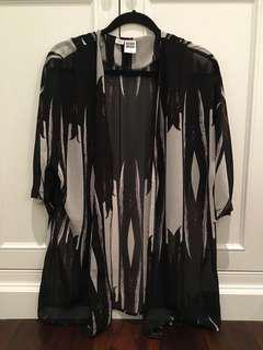 Vera Moda Sheer Cover Up