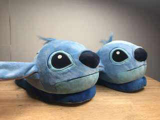Stitch Room Slippers Adult Brand New