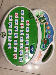 Learning abc toy