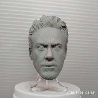 1/6 TONY STARK Mark 2 HEAD SCULPT
