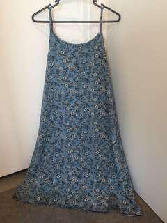 Outer wear dress