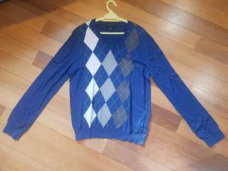 Authentic Banana republic knitted long sleeve sweater