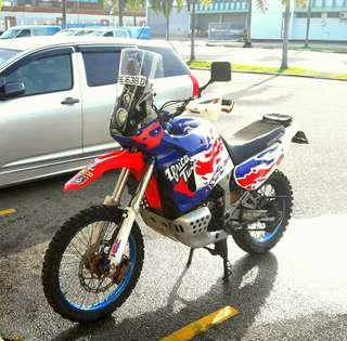 Hond AfricaTwin.Rally for.sale