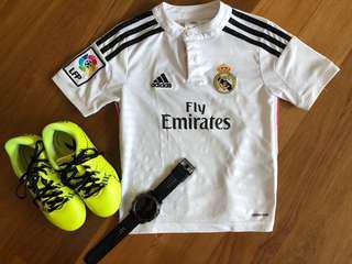 Adidas Boys Soccer Ground Boots