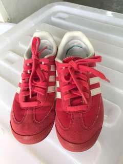 Adidas junior girls trainers