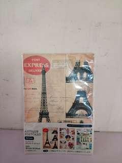 Vintage 名信片 Postcard