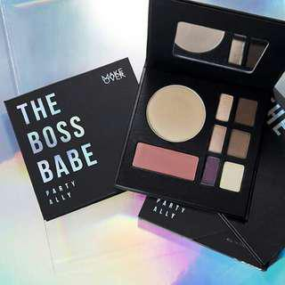 Make over the boss babe palette