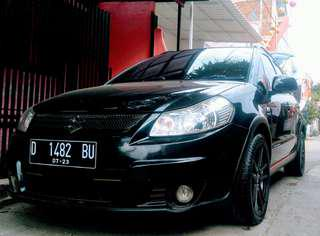 Sx4 X Over 2008 AT
