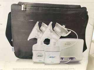Philips Avent Comfort Dual Electric Breast Pump