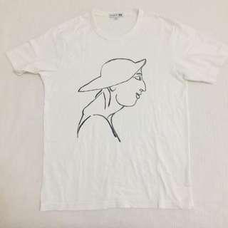 Uniqlo J W Anderson Print T - Shirt Tee Large L