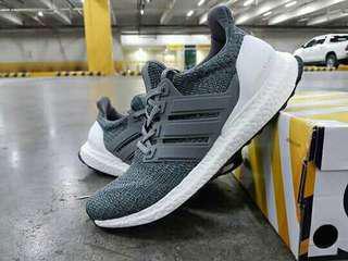"Adidas Ultraboost 4.0 ""Grey four/Cool Mint"""