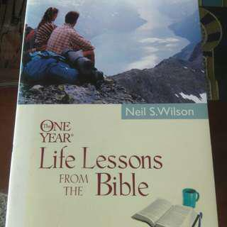 One year Life lessons from the Bible