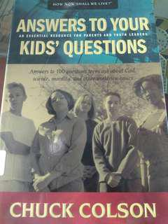 Answers to your kid's questions