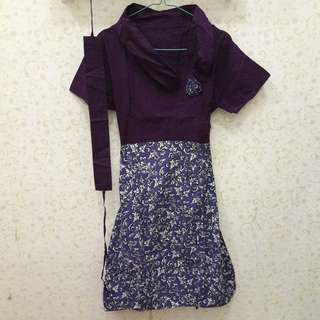 Dress Batik Murah