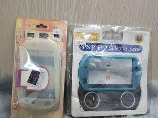 PSP Go Silicone Case