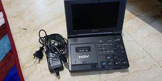 Sony DVCAM tape player