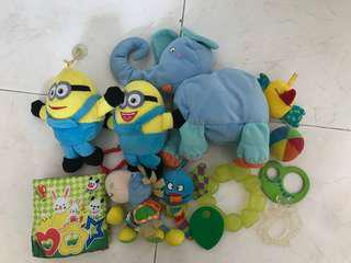 Baby Toys various