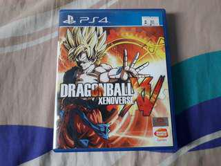 PS4 Dragon Ball Xenoverse R3
