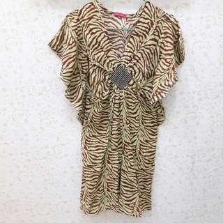 Atasan Baju Katun/Tunik/Dress Perempuan
