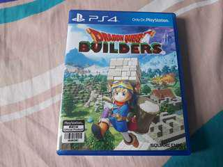 PS4 Dragon Quest Builders R3