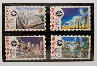 🚚 Suntec commemorative Stamp Issues 1995