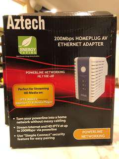 3 x Aztech Ethernet Adapter